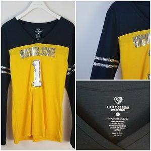 Colosseum Tops - Wichita State University Basketball Shirt [Tops]